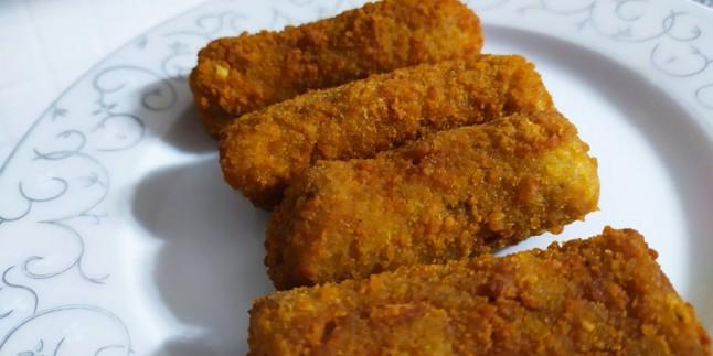 Biz Patates Köftesi Diyelim: Patates Kroket Tarifi