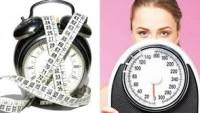3 Haftada 15 Kilo Verdiren Diyet: 8 Saat Diyeti