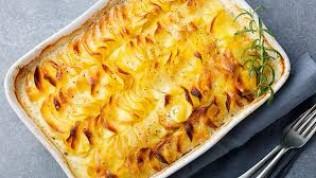 Fırın Aşkına : Patates Graten Tarifi