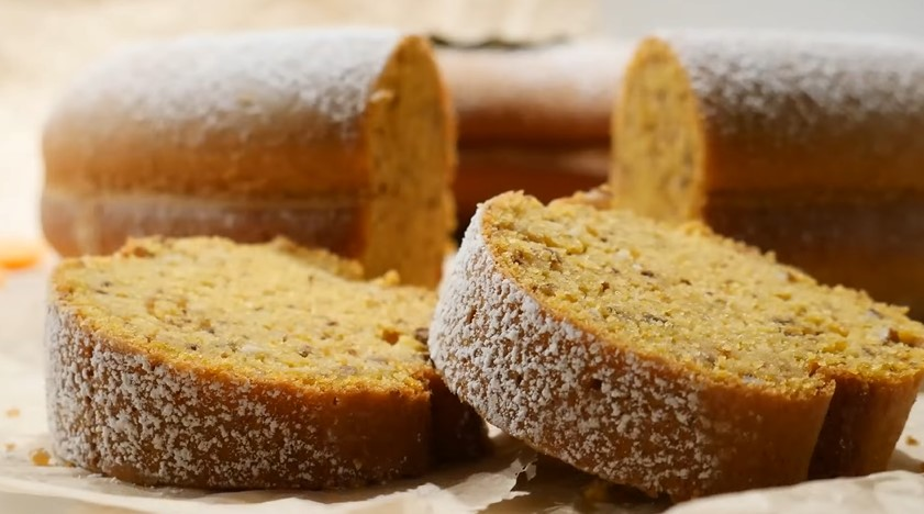 En Yumuşağından: Havuçlu Cevizli Kek Tarifi