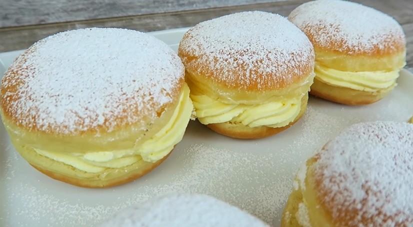 Yabancı Transferimiz: Porsiyonluk Alman Pastası Tarifi