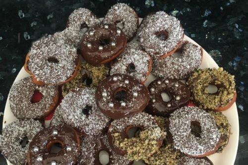 Ev Yapımı: Donut Tarifi