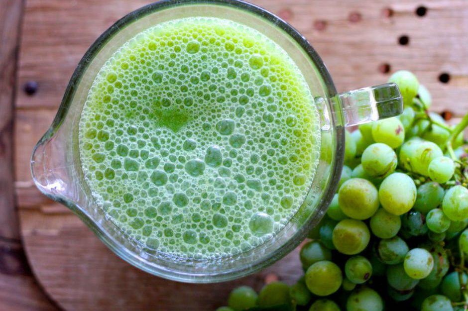 Vitamin Köşesi; Koruk Suyu