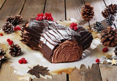 Tam Kış Pastası : Kütük Pasta Tarifi