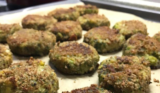 Etsiz de Doyulur: Brokoli Köftesi Tarifi