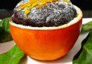 Mis Gibi Kokar: Portakal Kabuğunda Kek Tarifi
