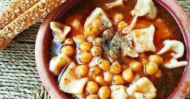Çorbaların En Güzeli: Yüksük Çorbası Tarifi