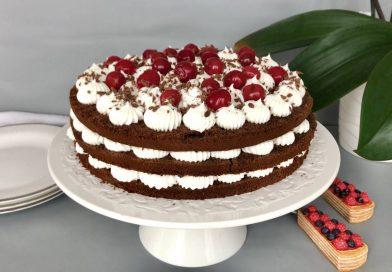 Görsel Şölen : Karaorman Pastası Tarifi