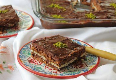 Mozaik Pastanın Kuzeni: Bisküvili Pasta Tarifi
