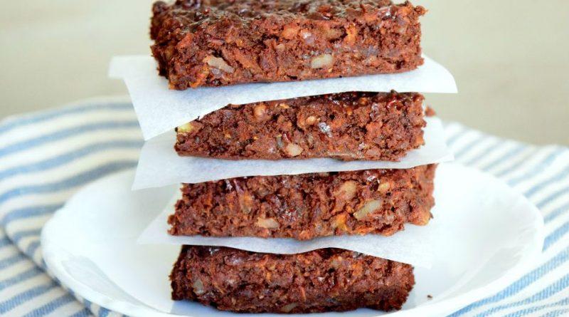 Şekersiz Unsuz: Havuçlu Brownie Tarifi