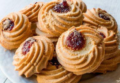 Ustaları Kıskandırır: Tatlı Pastane Kurabiyesi Tarifi